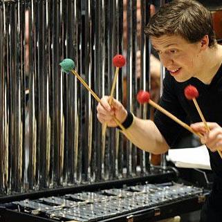 Ein Highlight von Wien Modern 2011: Martin Grubinger spielte mit den Wiener Philharmonikern