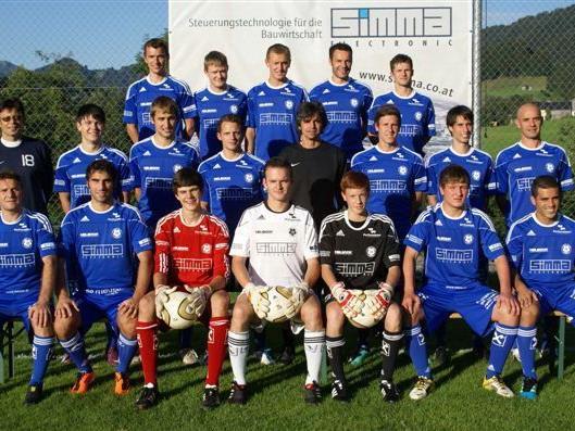 FC Andelsbuch könnte als erstes Wälderteam drittklassig werden.