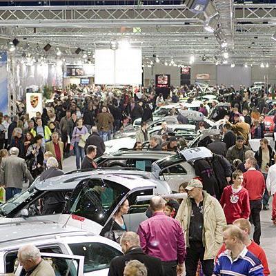 Vienna Autoshow 2012: Österreichs größter Automobilsalon kommt in die Messe Wien.