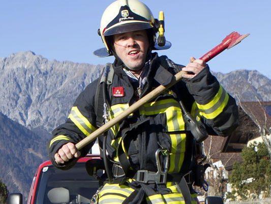 Lukas Beck ist seit 15 Jahren für die Ortsfeuerwehr Schruns im Einsatz.