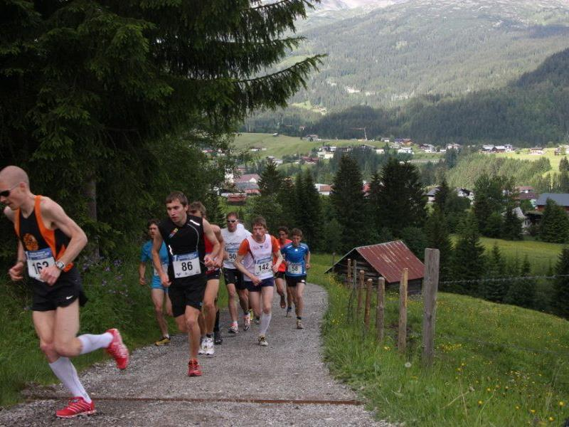 Bludenz wird 2012 zur Berglauf-Metropole.