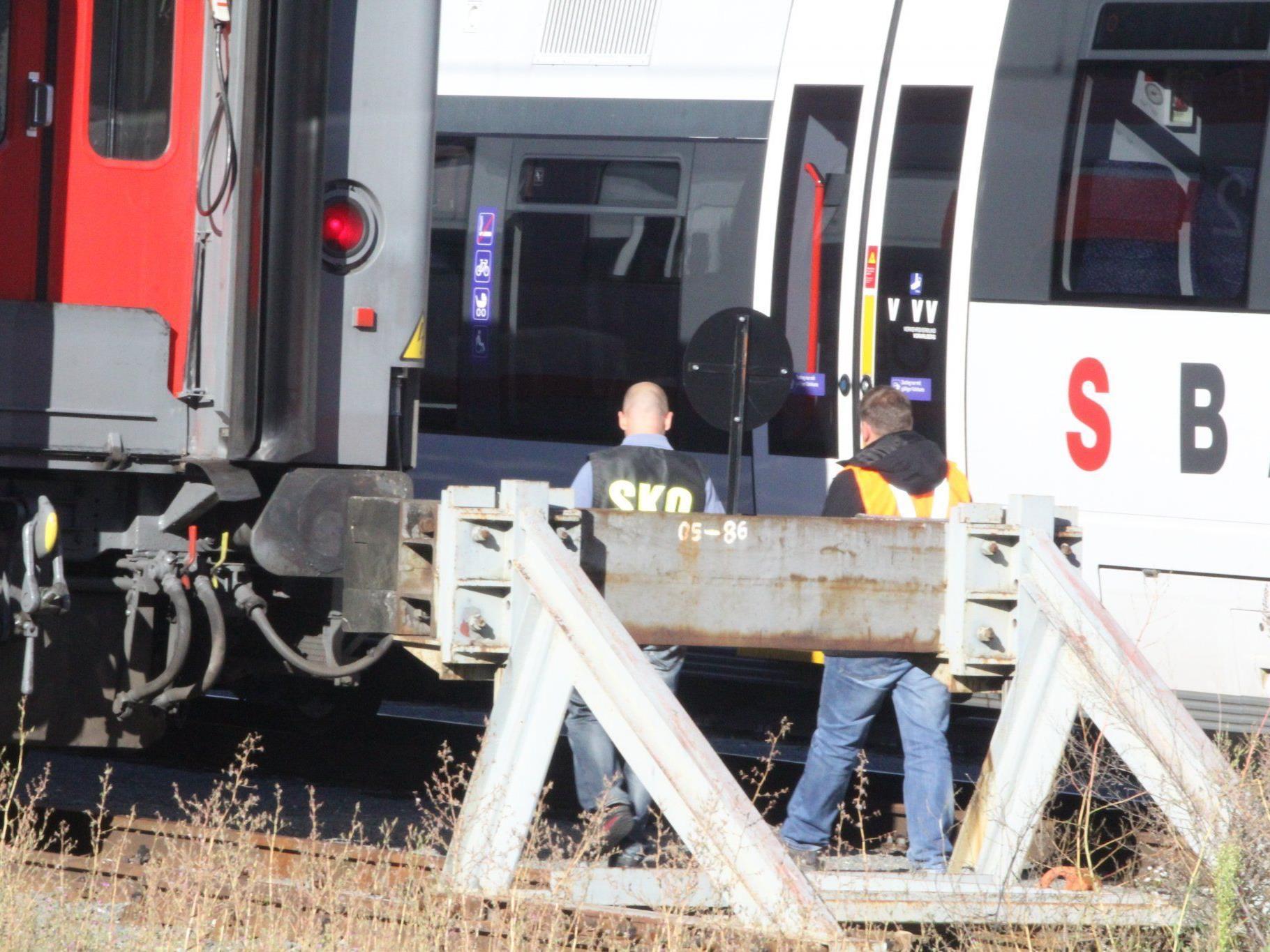 ÖBB-Zug musste evakuiert werden