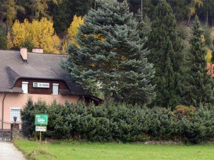 Die 21-Jährige wurde aus diesem Bordell in der Steiermark gezerrt.