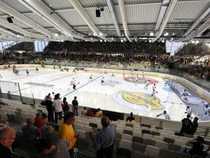 Die Vienna Capitals spielen am Freitag in der ausverkauften Albert-Schultz-Halle.