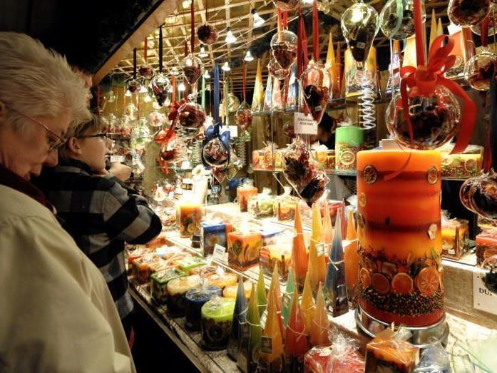 Weihnachtsmärkte in Wien sorgen jedes Jahr für glänzende Augen.