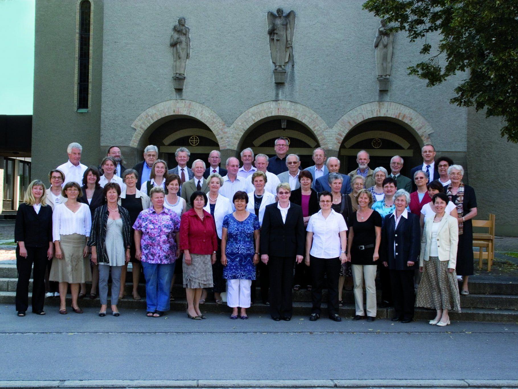 Der Kirchenchor Rheindorf ist bestens gerüstet für das große 75-jährige Jubiläum.