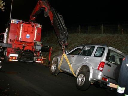 Ein schwerer Unfall ereignete sich Sonntag Vormittag in Deutschlandsberg.