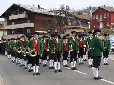 Musikverein Langenegg unter neuer Führung