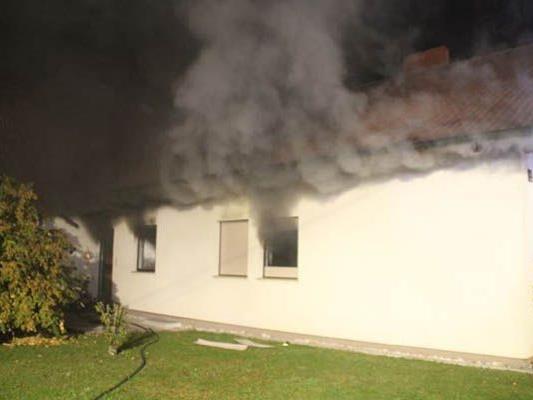Ein explodierter Fernseher verursachte einen Wohnungsbrand.