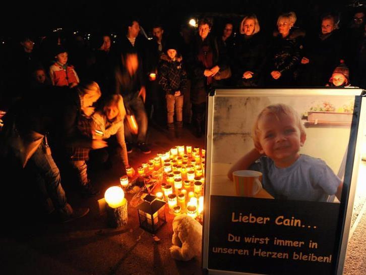 Der kleine Cain starb am 8. Jänner. Die Verhandlung soll Ende dieses Jahres stattfinden.