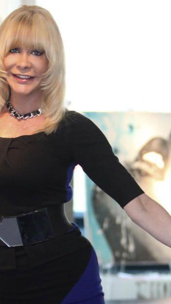 Die Erotik-Produzentin Nora Dvorak alias Dolly Buster