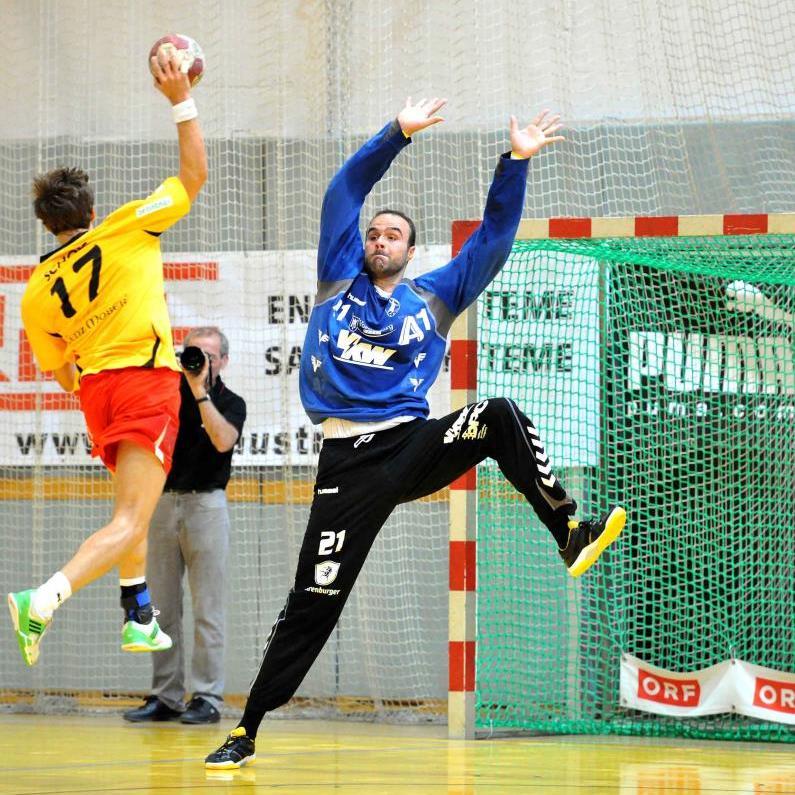 Goran Aleksic hat seinen Vertrag in Bregenz um drei Jahre verlängert.