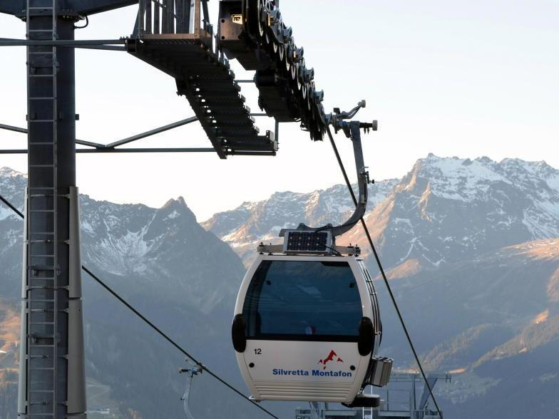 Die Grasjochbahn verbindet höchsten Komfort mit größtmöglicher Sicherheit für die Fahrgäste.