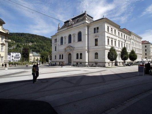 Landesgericht Salzburg: Auch der Mega-Prozess um die Seilbahn-Katastrophe in Kaprun mit 155 Toten ging hier über die Bühne.