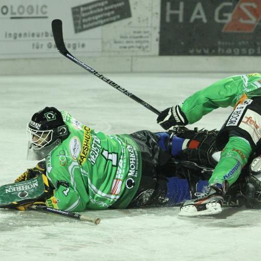 Aus für Dennis Hedberg beim EHC Bregenzerwald – Timo Lindström soll schon heute im Kasten stehen.