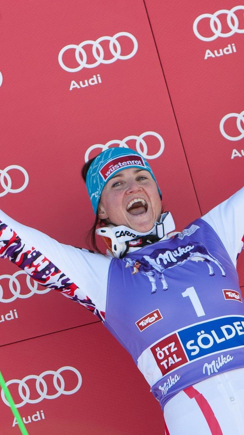 Elisabeth Görgl ist Österreichs Sportlerin des Jahres 2011.