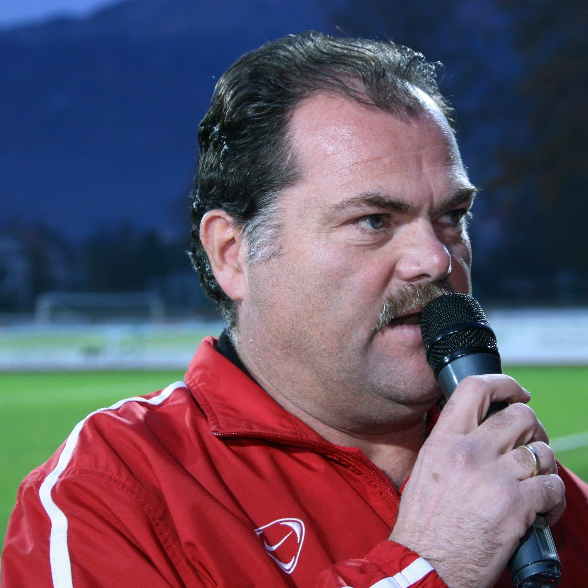 SK Kehlegg-Obmann Günther Stoß zog eine mehr als zufriedene Bilanz.