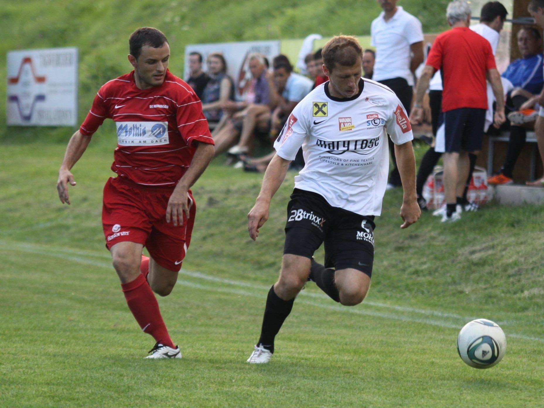 Philipp Hagspiel spielt nicht mehr für Rivella SC Bregenz,