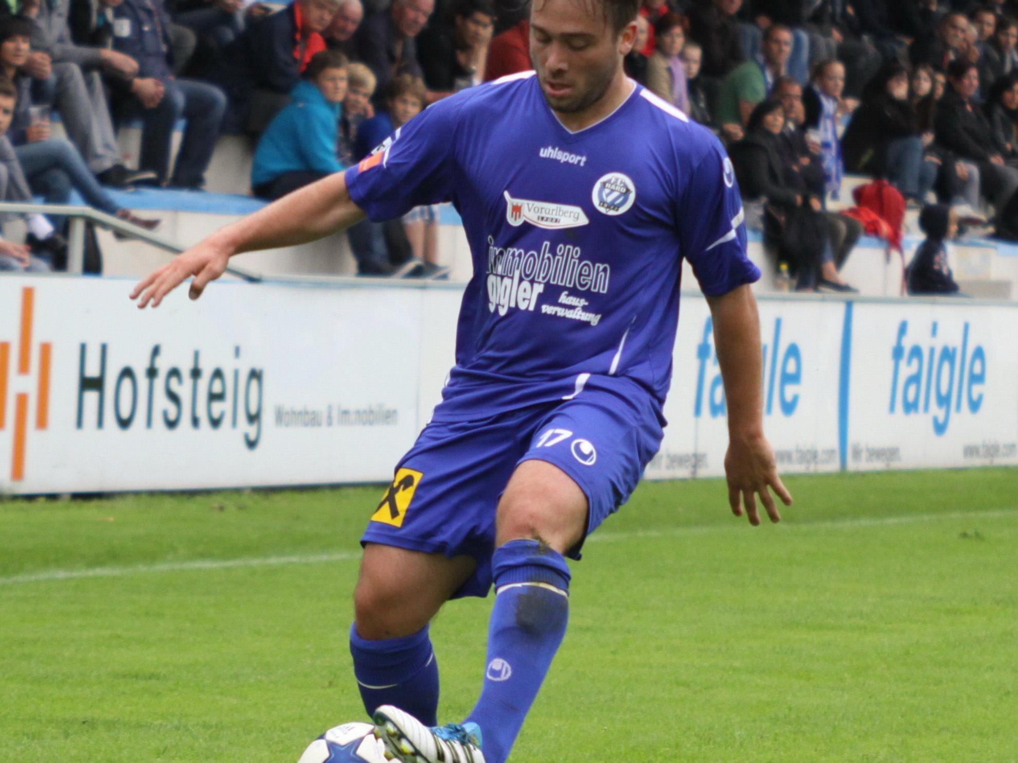 Hard verlor in Salzburg mit 0:1 und steckt in Abstiegssorgen.