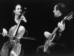 Anja Lechner und Pablo Márquez