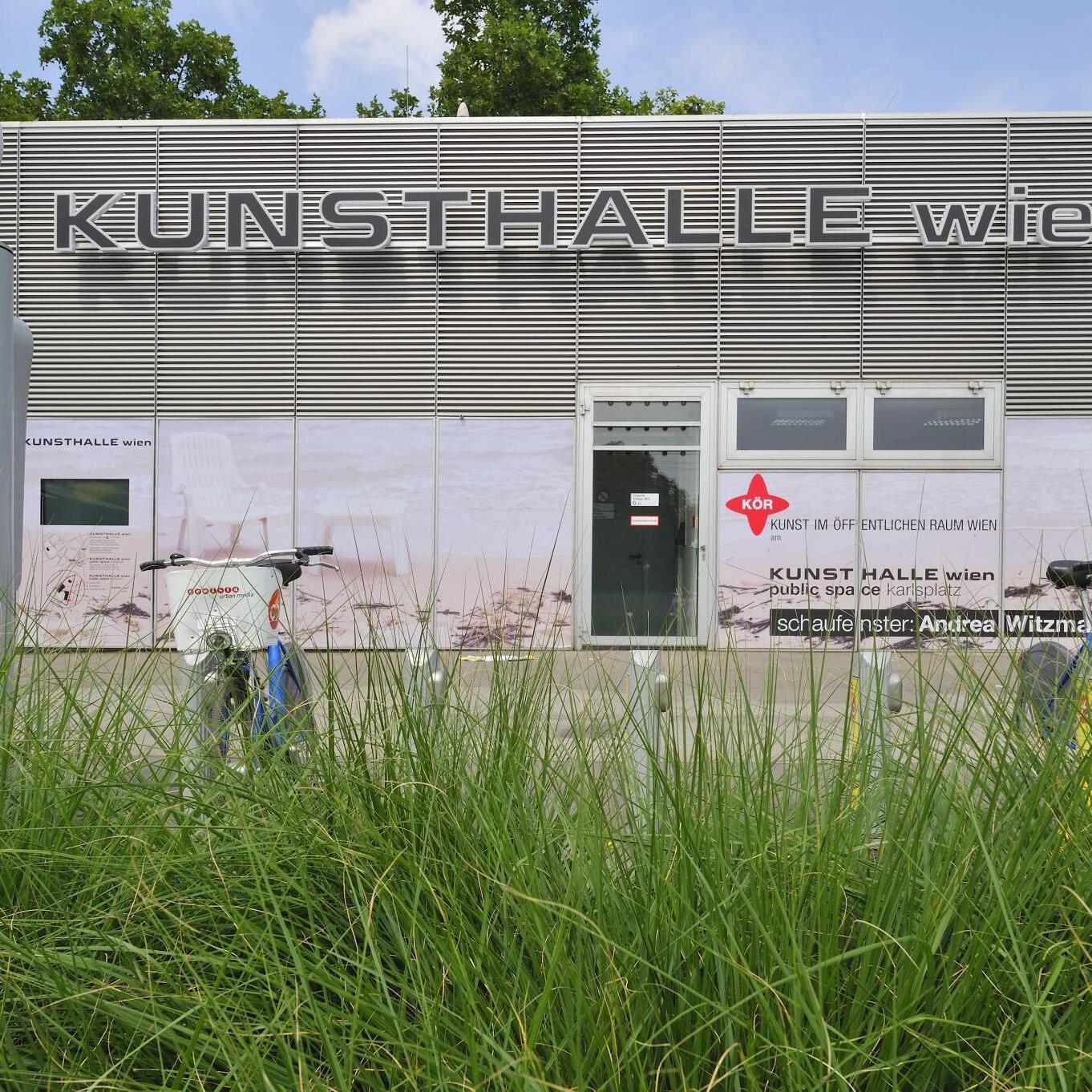 Kunsthalle Wien, project space karlsplatz (4., Treitlstraße 2,)