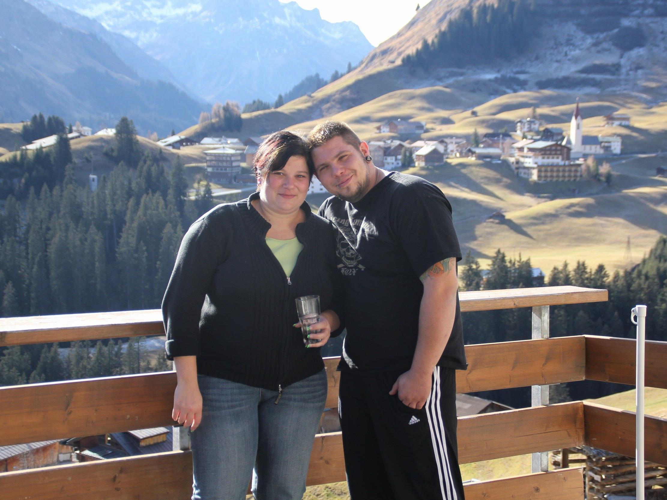 Cindy und Christian