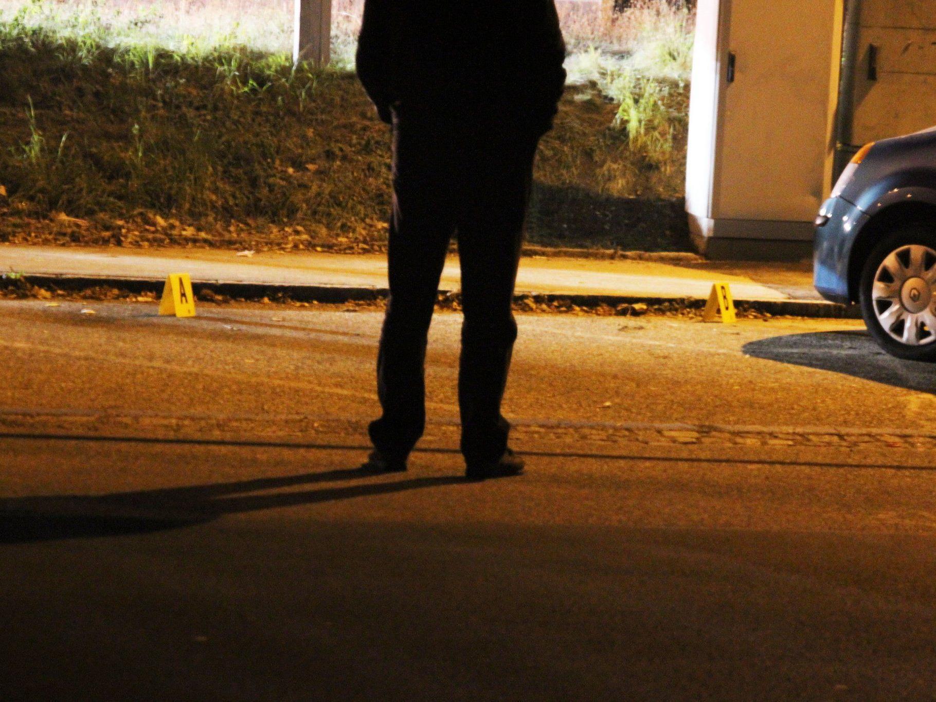 In Wels wurde Donnerstagabend ein Mann erschossen.