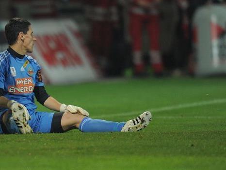 Werden Helge Payer und Rapid sich in der nächsten Saison trennen?