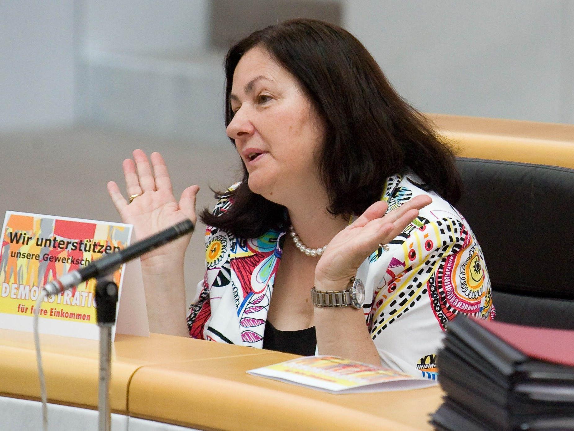 Vorarlberger SPÖ-Politikerin Pircher neue SBI-Präsidentin