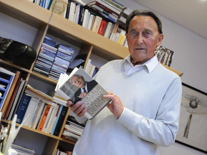 """""""Endlich Zeit für Bücher und ausgedehnte Reisen"""": Martin Purtscher genießt es, """"zeitlich nicht mehr fremdbestimmt zu sein""""."""