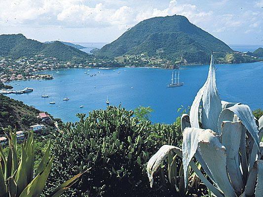 Les Saintes, ein echtes karibisches Paradies.