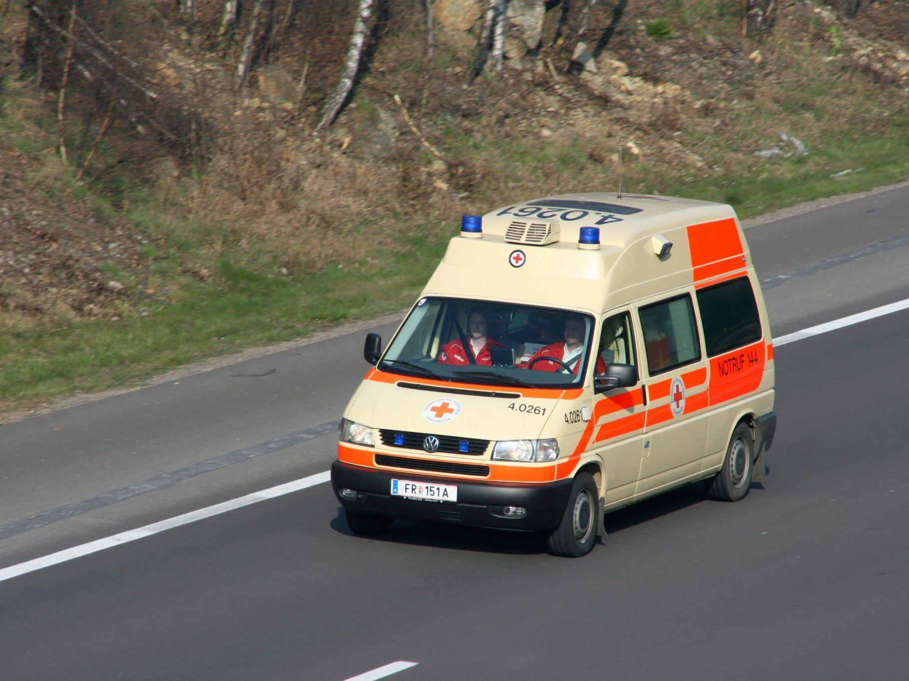 52-Jähriger verlor Fingerkuppe bei Unfall in Sägewerk.