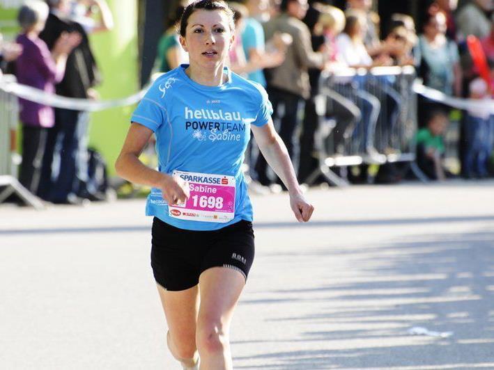 Wird das Laufwunder Sabine Reiner ÖLV-Athletin des Jahres?