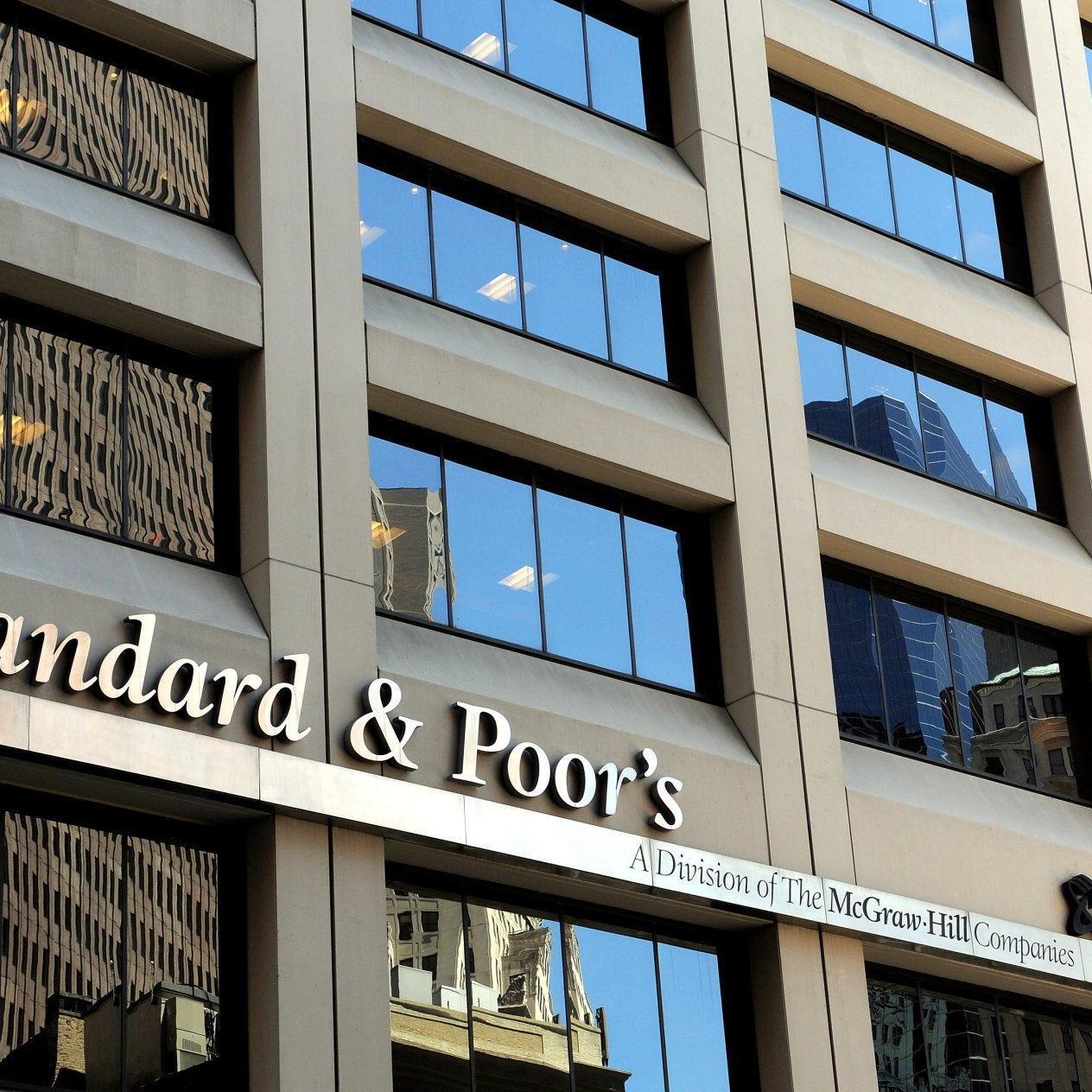 Die Ratingagentur Standard and Poor's sorgte für Verwirrung