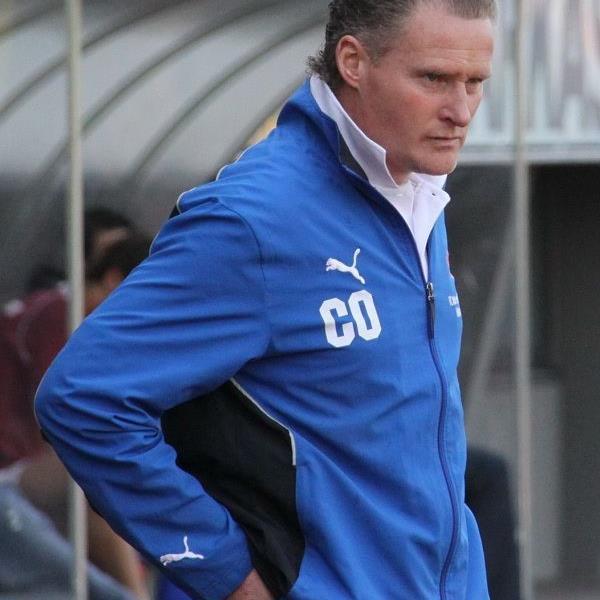 Klaus Stocker bleibt Feldkirch Trainer bis 2014.