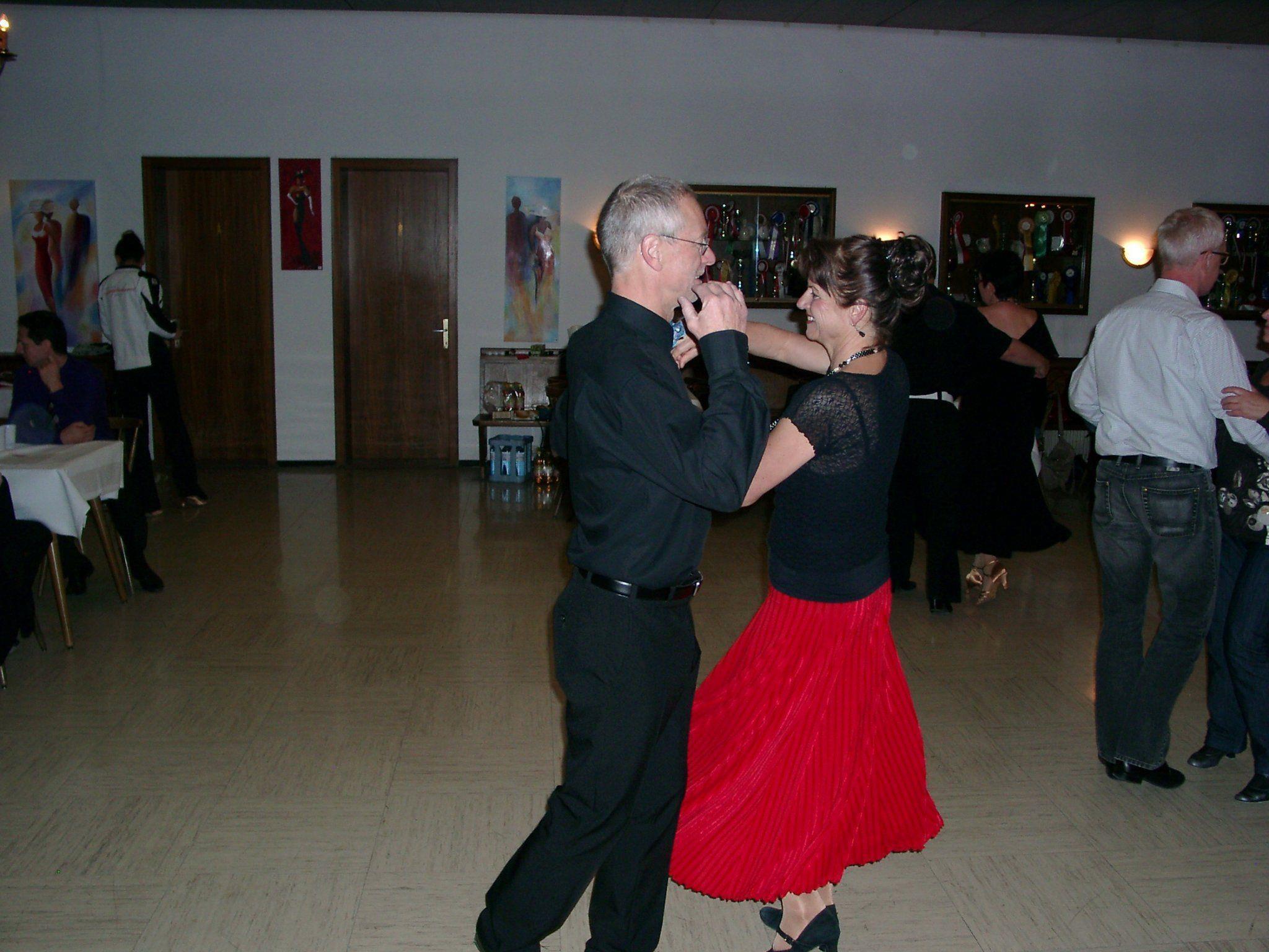 Viele tanzten stundenlang beim österreichweiten Tag der offenen Tür.