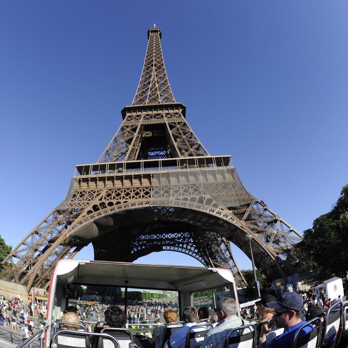 Das Pariser Wahrzeichen soll begrünt werden.