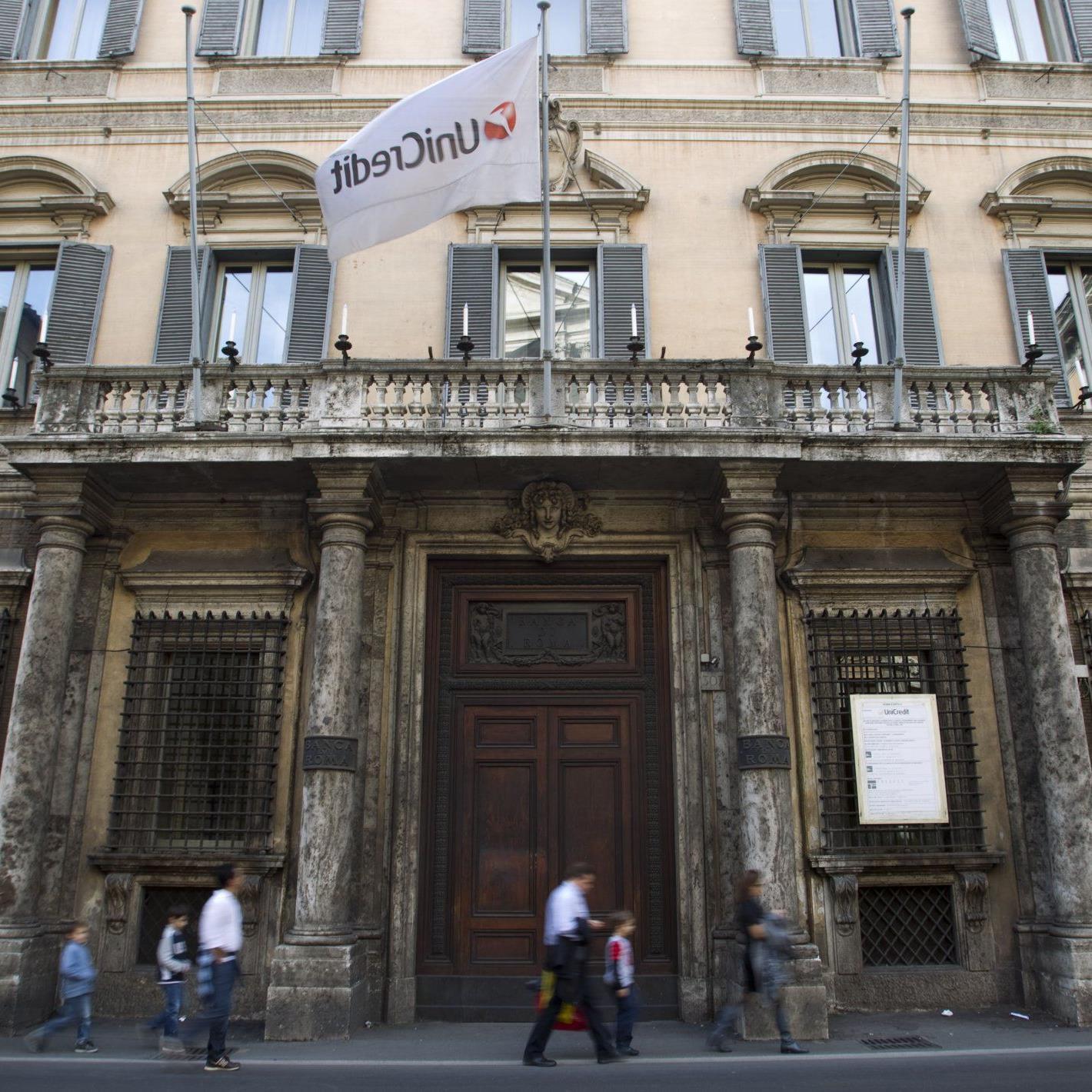 Schlechte Nachrichten für die Bank Austria Mutter UniCredit