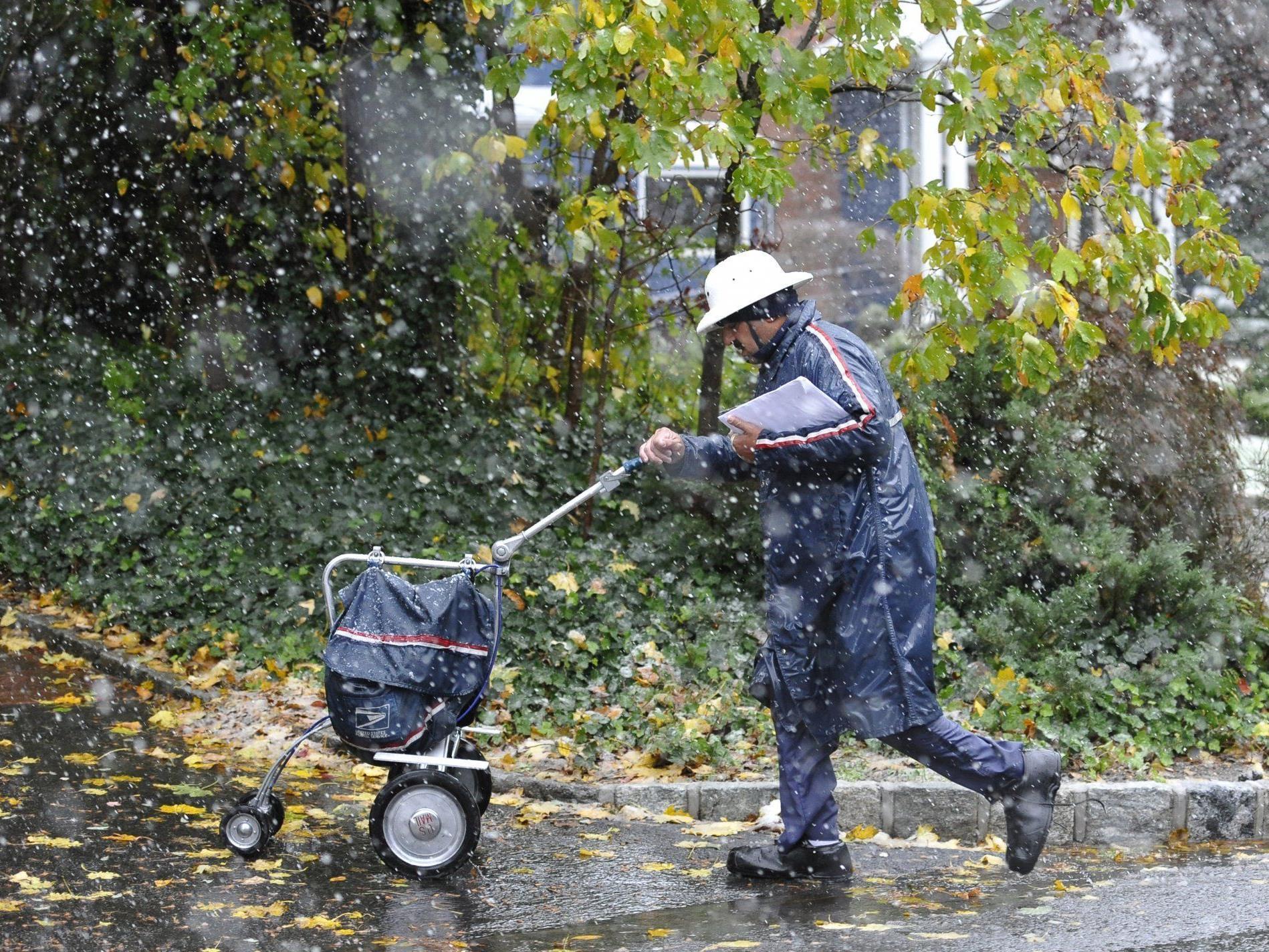 Lässt Präsident Obama die US-Post im Regen stehen?