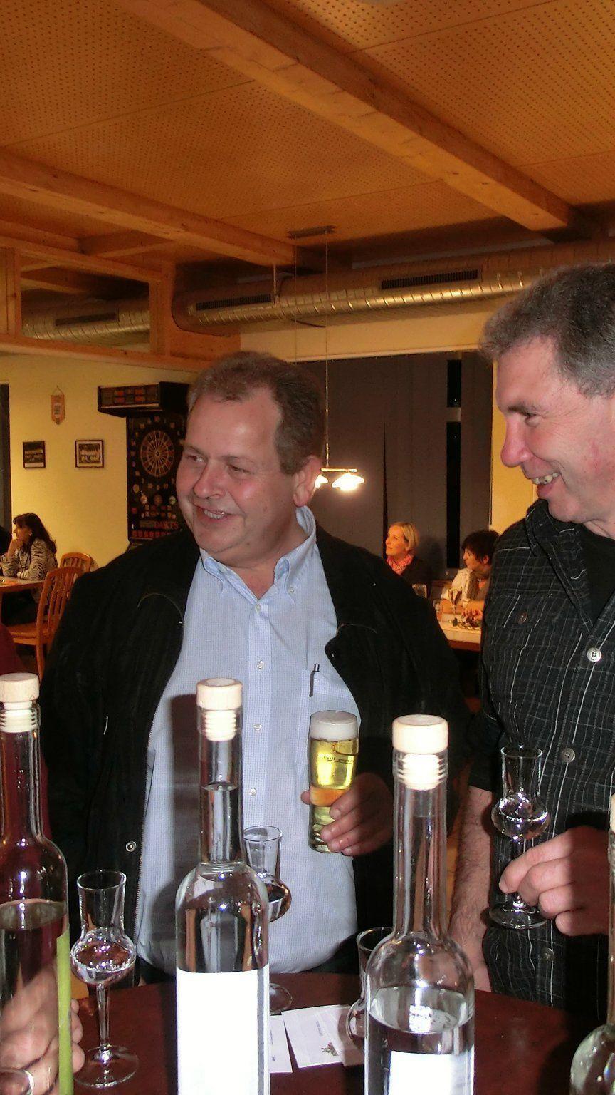 Sponsorenabend im VfB Clubheim war ein großer Erfolg.