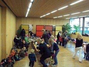 Der Elternverein der VS Ludesch lädt ein zum Winterbasar.