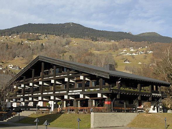 Haus des Gastes in Schruns.