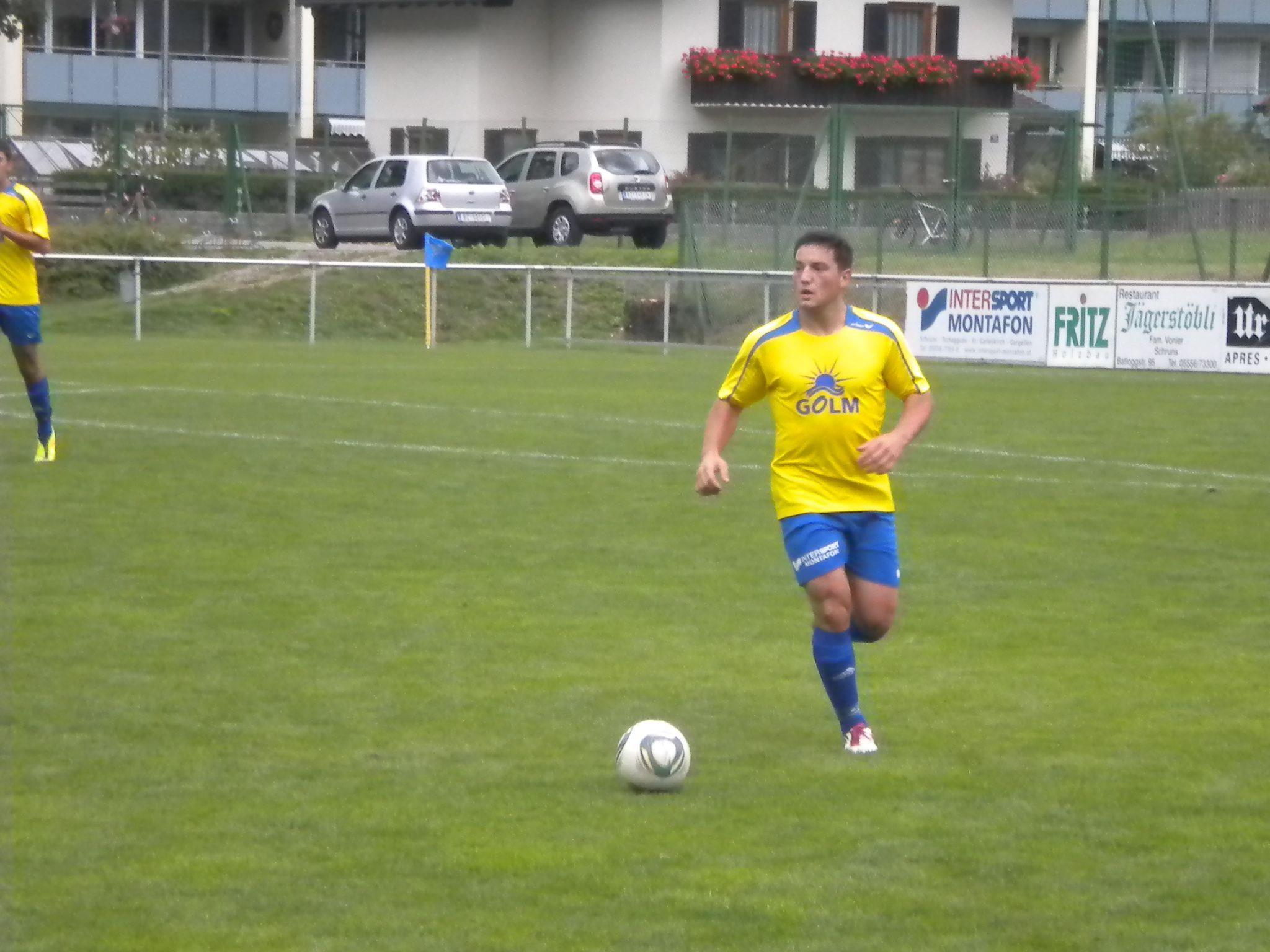 Michael Fischer wechselt zum SC St.Gallenkirch
