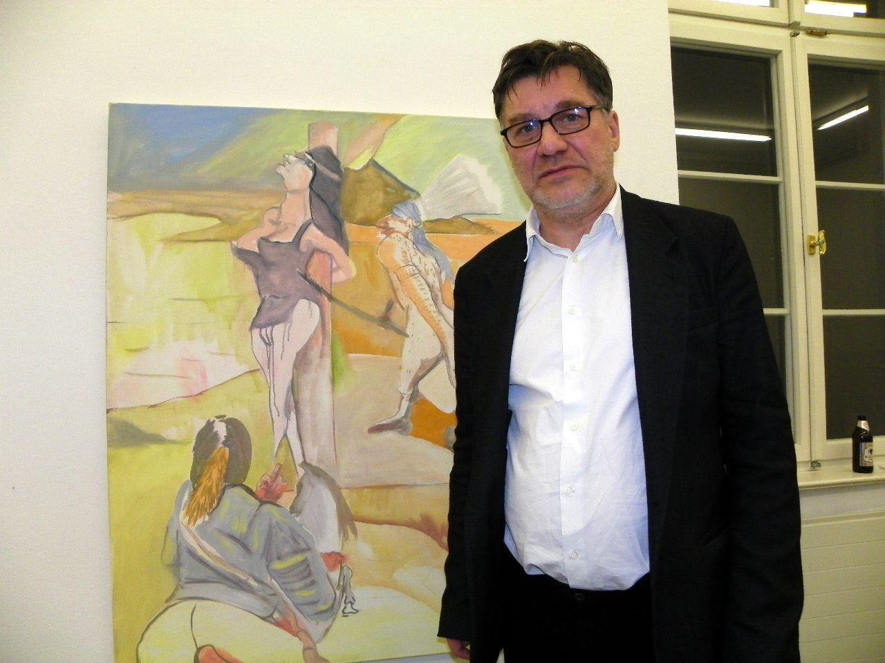 Künstler Siegfried Anzinger