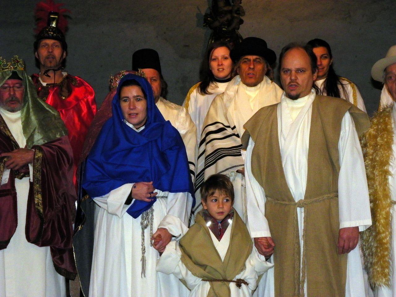 """Die """"Heilige Familie"""""""