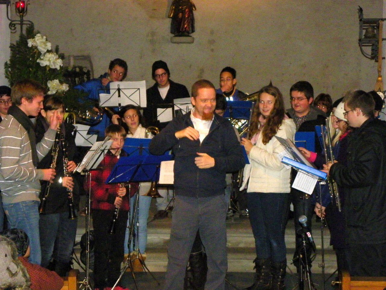 Adventkonzert der Jugendkapelle