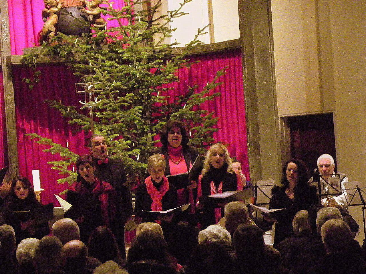 Advents- und Weihnachtsmusik in Mariahilf