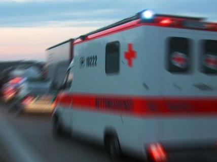 Tödlich verletzt bei Unfall in Tirol