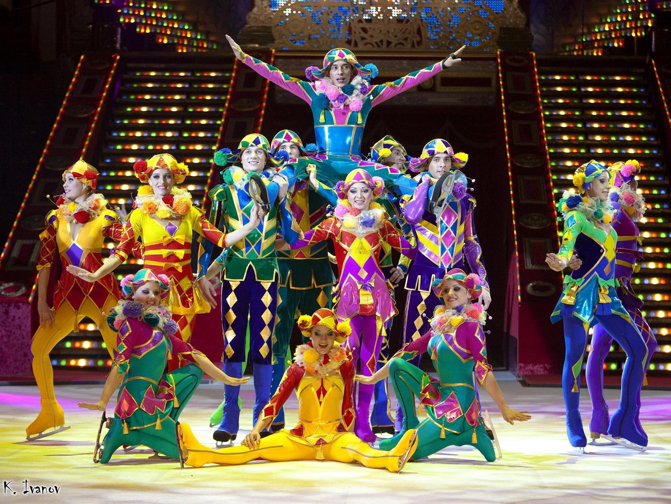 Am 4. Jänner wird der Nikulin-Zirkus die Besucher in Dornbirn verzaubern.