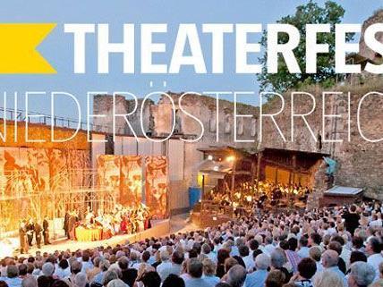 Das Theaterfest in Niederösterreich gibt es auch 2012